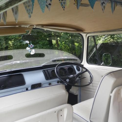 VW Campervan hire Yorkshire