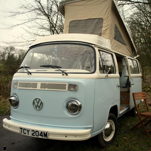 Yorkshire VW Campervan Hire